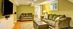 Living Room Before & After - how to go from blah before to awesome after when making over your living room. Los Angeles Apartments, Mohawk Home, Sofa, Couch, Home Office Design, Apartment Design, Living Room, House Styles, Furniture