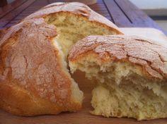 Super Easy Bread recipe - self rising flour, pale/blonde beer, salt and olive oil.