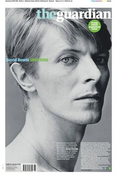 David Bowie 1947-2016 (The Guardian)