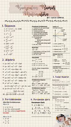 Life Hacks For School, School Study Tips, Math Tutorials, Maths Solutions, Math Notes, Math Formulas, Study Motivation Quotes, Study Journal, Bullet Journal Ideas Pages