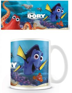 Disney Finding Dory Characters - Mok