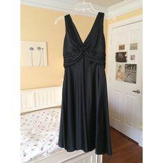 Black evening dress (worn once!) Black evening dress, only worn once! Suzi chin Dresses