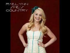 RaeLynn - She's Country ( The Voice America Season 2) Studio Version