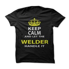 Keep Calm & Let The