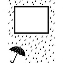 Darice Embossing Folder - Raindrops & Umbrella, The Stamp Simply Ribbon Store Online Craft Store, Craft Stores, Paper Cutting Machine, Fabric Crafts, Paper Crafts, Ribbon Store, Joann Fabrics, Rain Drops, Frames