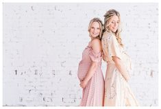 Best Friends Maternity Session - Dana Laymon Photography Friends Pregnant Together, Pregnant Best Friends, Maternity Session, Maternity Photography, Sister Maternity Pictures, Cute Baby Pictures, Pregnancy Photos, Besties, Cute Babies