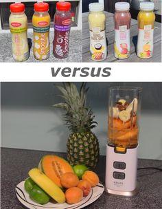 Weshalb du deine Smoothies selber machen solltest. from smoothiefy.com Kürzlich stolperte ich über folgenden Artikel auf test.demit den Titel:Smoothies: Kein Ersatz für Voss Bottle, Water Bottle, Smoothies, Mango, Pure Products, Drinks, News, Food, Banana