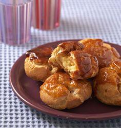 Choux à la crème - les meilleures recettes de cuisine d'Ôdélices