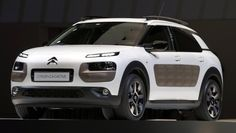 Citroëns neues Crossover-Modell: Der C4 Cactus.