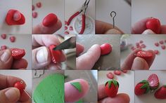Polymer clay miniature tutorials | Easy Craft Ideas
