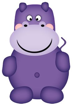 ●••°‿✿⁀ Hippos ‿✿⁀°••●