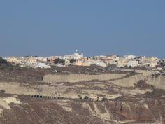 Village of Eeya, Santorini Island, Greece