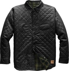c4b35b360a The North Face Men s Fort Point Insulated Reversible Flannel