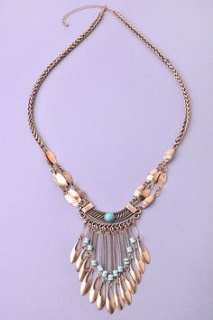 Moonlight Neck Piece Necklace from Gypsy Outfitters