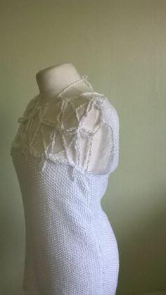 Cotton Halter | contact@deloresaireydesigns.com