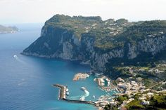 Summer and summer: Isle of Capri