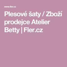 Plesové šaty / Zboží prodejce Atelier Betty | Fler.cz