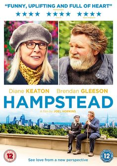 Image result for hampstead movie poster