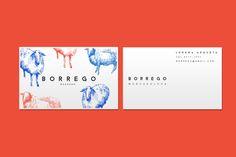 BORREGO - Branding/Identity design on Behance