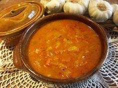 Pálivá gulášová polévka