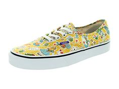 1df40c79b6 Vans Unisex Authentic (Liberty) Wonderland Trwht Skate Shoe Men US   9 Women  US