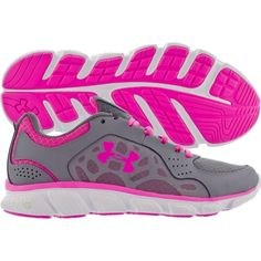 Under armor running sneakers... I really want these I love them!!