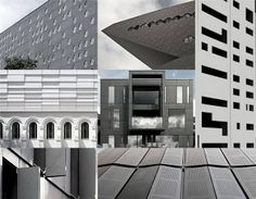 Some of our international EQUITONE projects via (and thanks to) ArchDaily