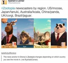 Disney forgets nothing.