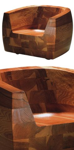 Wooden Chair.. I might not build this, but I still want one!