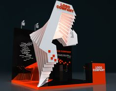 """Check out new work on my @Behance portfolio: """"Design concept exhibition stand"""" http://be.net/gallery/35769625/Design-concept-exhibition-stand"""