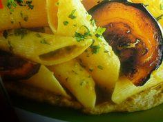 pasta con le melanzane - frullate e golose