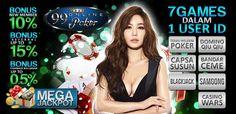 99onlinepoker adalah website agen poker qq & domino qiu qiu online indonesia terbaik dan terpercaya ,produk lengkap, bonus besar, capsa susun, qq online http://99onlinepoker.online