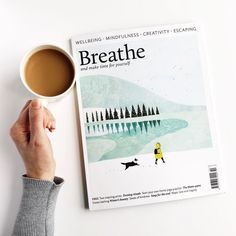 Hurrah the new issue of @justbreathemagazine is out! Perfect timing for when you need to take a little breather and lose yourself in an absorbing article. In this issue Ive written a piece about starting the new year with a little self-kindness let me know if you read it. . #breathemagazine #theslowdowncollective #pauseandreflect #simpleandstill #presspause #wherecalmlives #calm_collected #calmmoment #ofquietmoments #mymomentofme #mymomentofcalm #breatheinandout #the_gentle_manifesto…