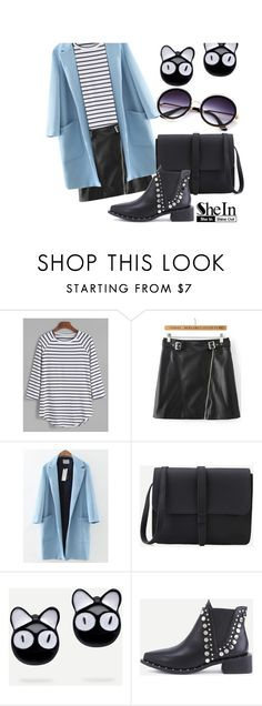 """Sleeve T-shirt"" by whyfashionblog on Polyvore featuring moda"