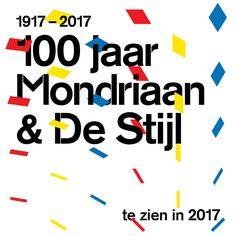Gemeentemuseum Den Haag viert 100 jaar Mondriaan en De Stijl | Gemeentemuseum Den Haag