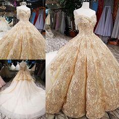 14184dd8a LS65411 off shoulder women ball gown evening dress long patterns of lace evening  dress Ball Gowns