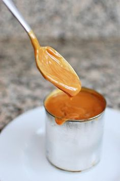 Dulce de Leche in the crockpot