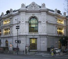 Extension of Banco de España, Madrid Spain (2006-07)   Rafael Moneo