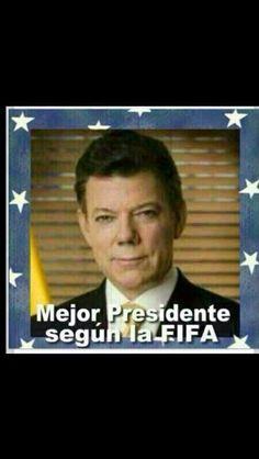 Presidente Fifa, Presidents