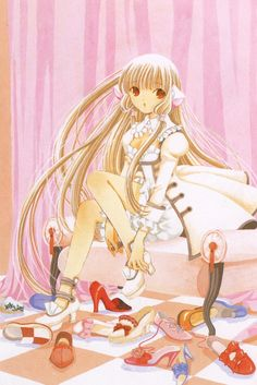 awesome Chii – Chobits Anime (54)