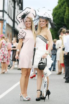 Kathryn Hynes and Anne Murry from Carlow are pictured at the Blossom Hill Ladies Day at the Fáilte Ireland Dublin Horse Show at RDS. James Horan, Dublin Ireland, Show Horses, Ladies Day, Beautiful Women, Lady, Image, Beauty Women, Fine Women