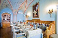 Russian Ampir Restaurant, St. Petersburg