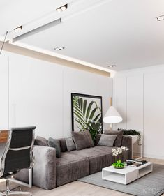 3 Modern Home Interiors Under 70 Square Metres (750 Square Feet)