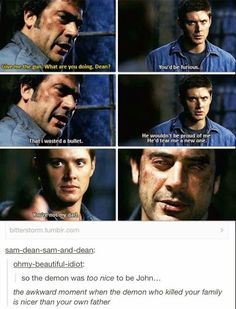 #johnwinchester