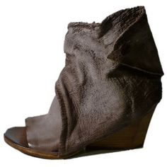 Sandals with wedge, By Italian shoe brand Airstep A.S. 98