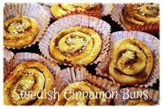 Swedish baking - cinnamon bun #recipe for Cinnamon Bun Day.