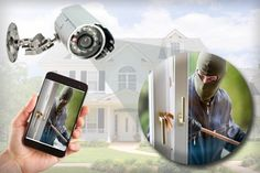 All About Home Security : Modern Home Security Systems: What Are Your Options