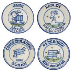 Make Life's Most Special Occasions Even More Memorable with Hadley from hadleypottery.com