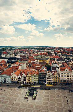 Pilsen, Czech Republic www.traveltoczech.cz www.traveltogroup.com