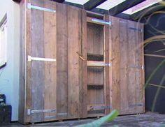 DIY: Tuinkast van steigerhout - Eigen Huis en Tuin